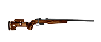 CZ 527 Varmint Barrel Action Nutmegun 223 REM