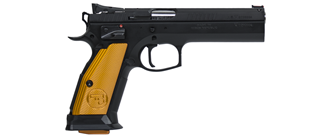 Пистолет CZ 75 Tactical Sport Orange 9 mm Luger
