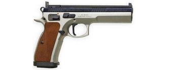 Пистолет CZ 75 Tactical Sport 9 mm Luger