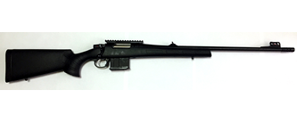 CZ 557 Synthetic Black Edition 308 Win