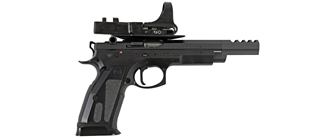 Пистолет CZ 75 Tactical Sport CZECHMATE 9 mm Luger
