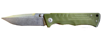 Нож Mr. Blade Split Green
