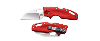 Нож Cold Steel Tuff Lite Red 20LTR