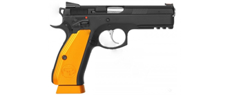 Пистолет CZ 75 SP-01 Orange 9 mm Luger